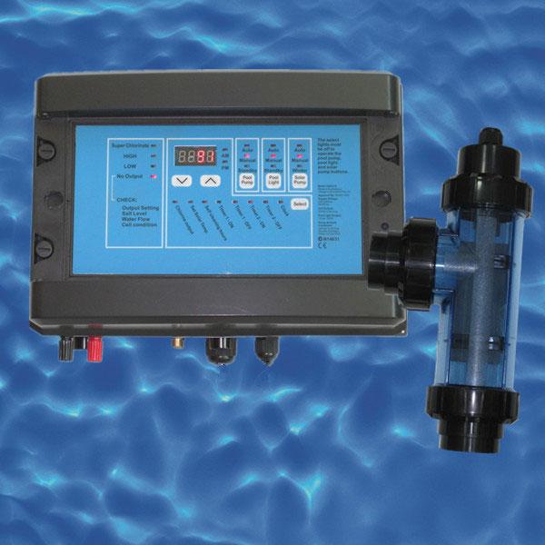 Eco-Minder Saltwater X20