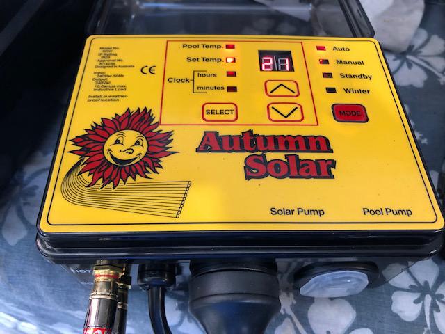 Wintermode Solar Controller