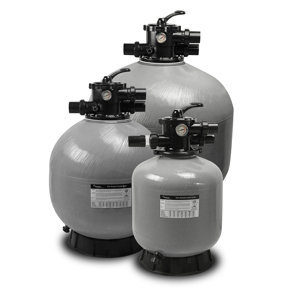 Emaux Sand Filter - POA